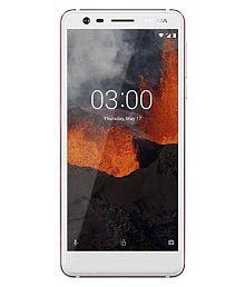 N0kia Ceramic White Nokia 3.1 White 3GB 32GB
