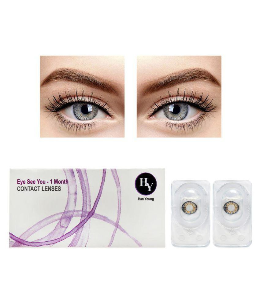 Han Young EYE SEE YOU Monthly Disposable Color Lenses
