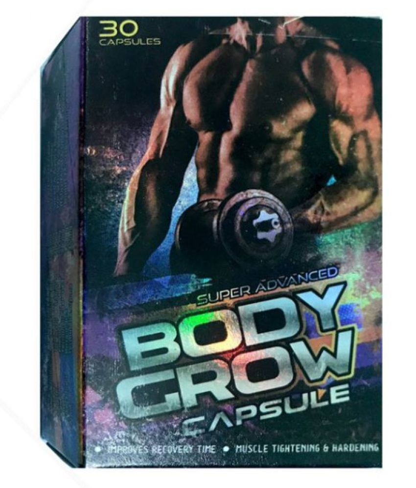 Ayurveda Cure Body Grow Capsule (30x2=60 Caps) 60 no.s Unflavoured