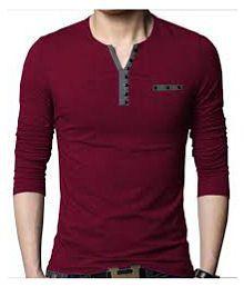 2cdf6984 Full Sleeve T-Shirt: Buy Full Sleeve T-Shirt for Men Online at Low ...