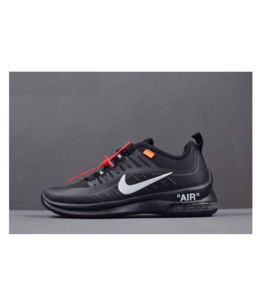 Nike Air Max Axis Off White Black