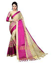 b9eeb14a414 Cotton Silk Saree Upto 80% OFF  Buy Cotton Silk Saree Online - Snapdeal