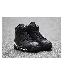 ffe85fadaf8b1 Quick View. Nike JORDAN RETRO 6 Black Basketball Shoes