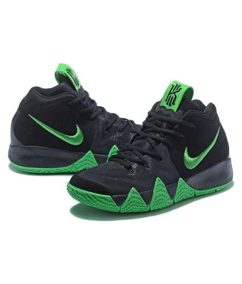Nike Nike kyrie 4 Midankle Male Black