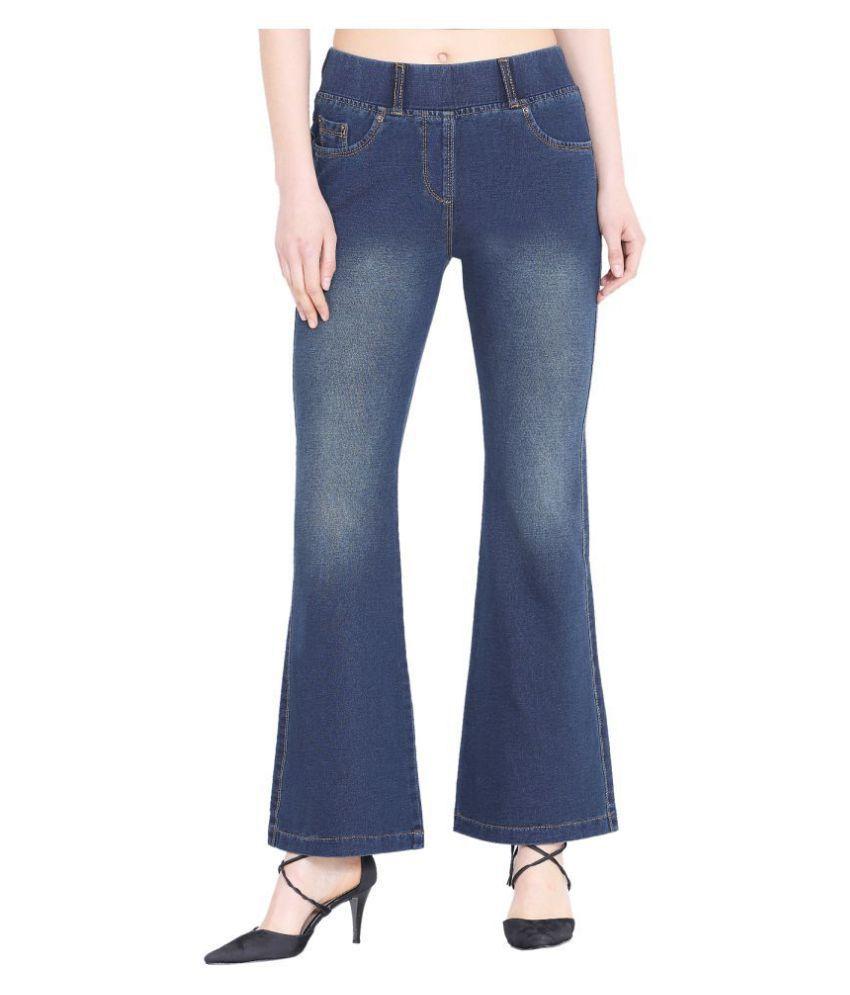 Westwood Cotton Jeans - Blue