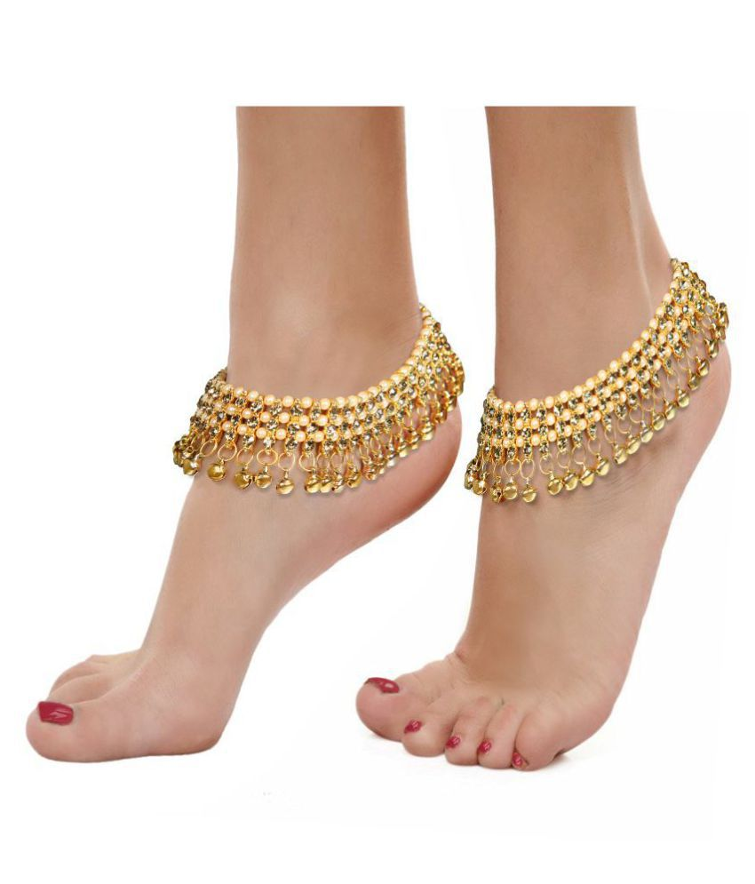 Dipali Exclusive Style Anklets