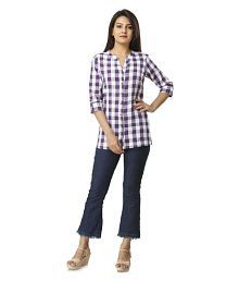 02cc80ea3b905e Women's Shirts: Buy Casual and Formal Shirts For Women Online at ...