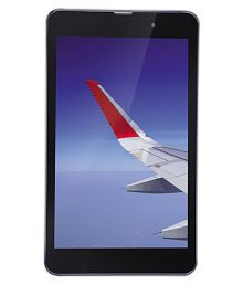 iBall Slide Wings Silver ( 4G + Wifi , Voice calling )