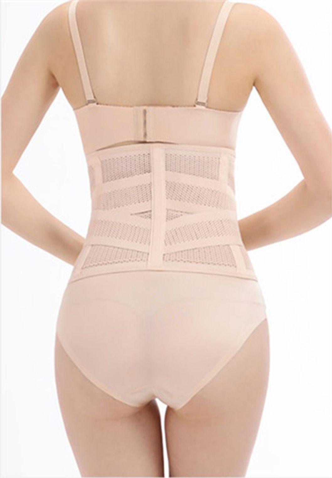 briton waist back tummy  slimming Abdominal Support
