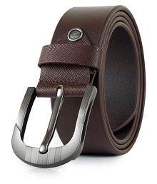 17e51ef369c Quick View. Trendtales Brown Leather Formal Belt