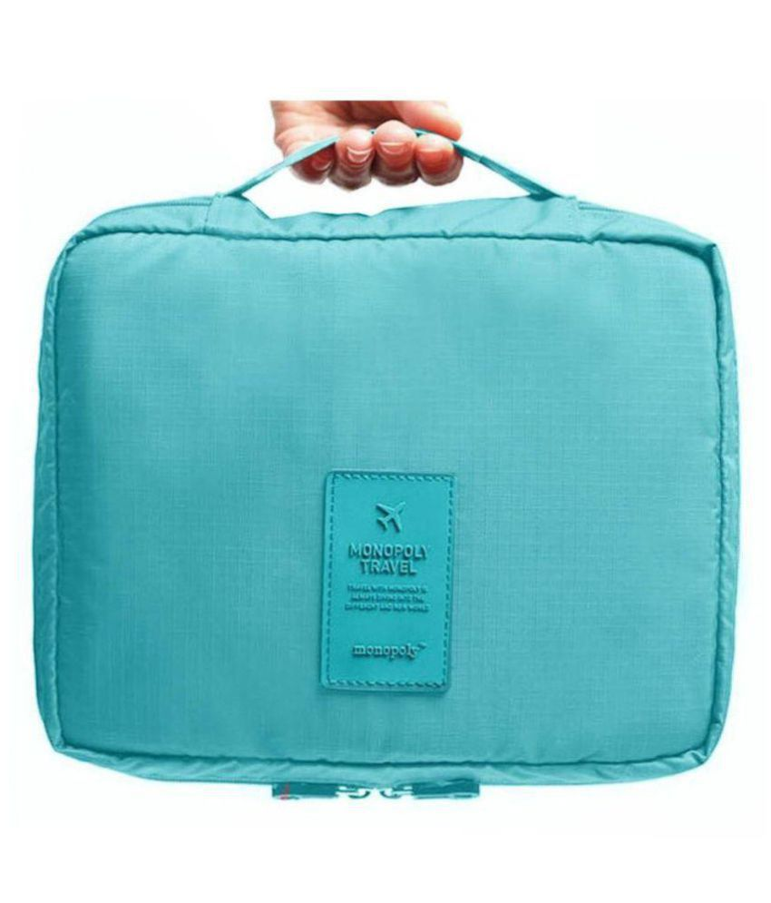 Fashion makeup organizer collection bag waterproof washing bag toiletry kits travel suitcase pouch storage bags