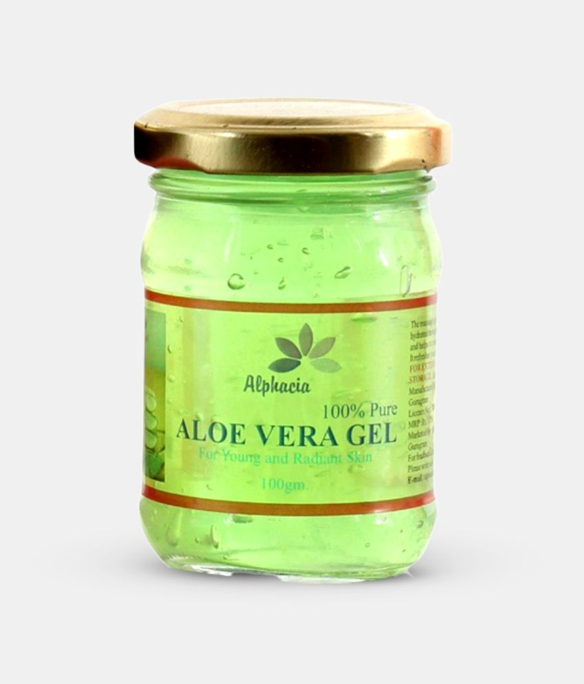 Alphacia Aloe Vera Face gel Moisturizer 220 gm