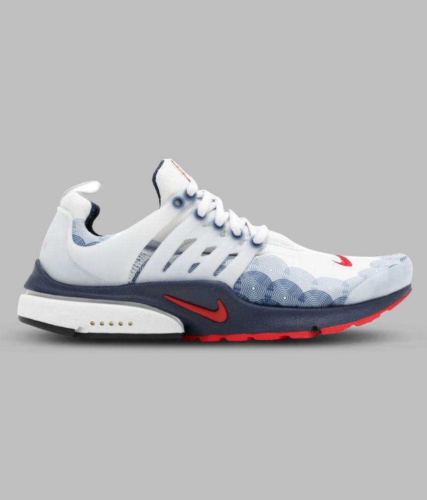 bf8d3b8f5e979 Nike Nike Air Presto Olympic USA White Running Shoes - Buy Nike Nike Air  Presto Olympic USA White Running Shoes Online at Best Prices in India on  Snapdeal