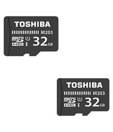 Toshiba 32 GB Class 10 Memory Card