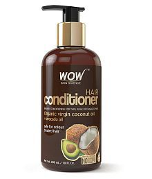 WOW Skin Science Hair Conditioner - No Paraben or Sulphate Deep Conditioner 300 ml