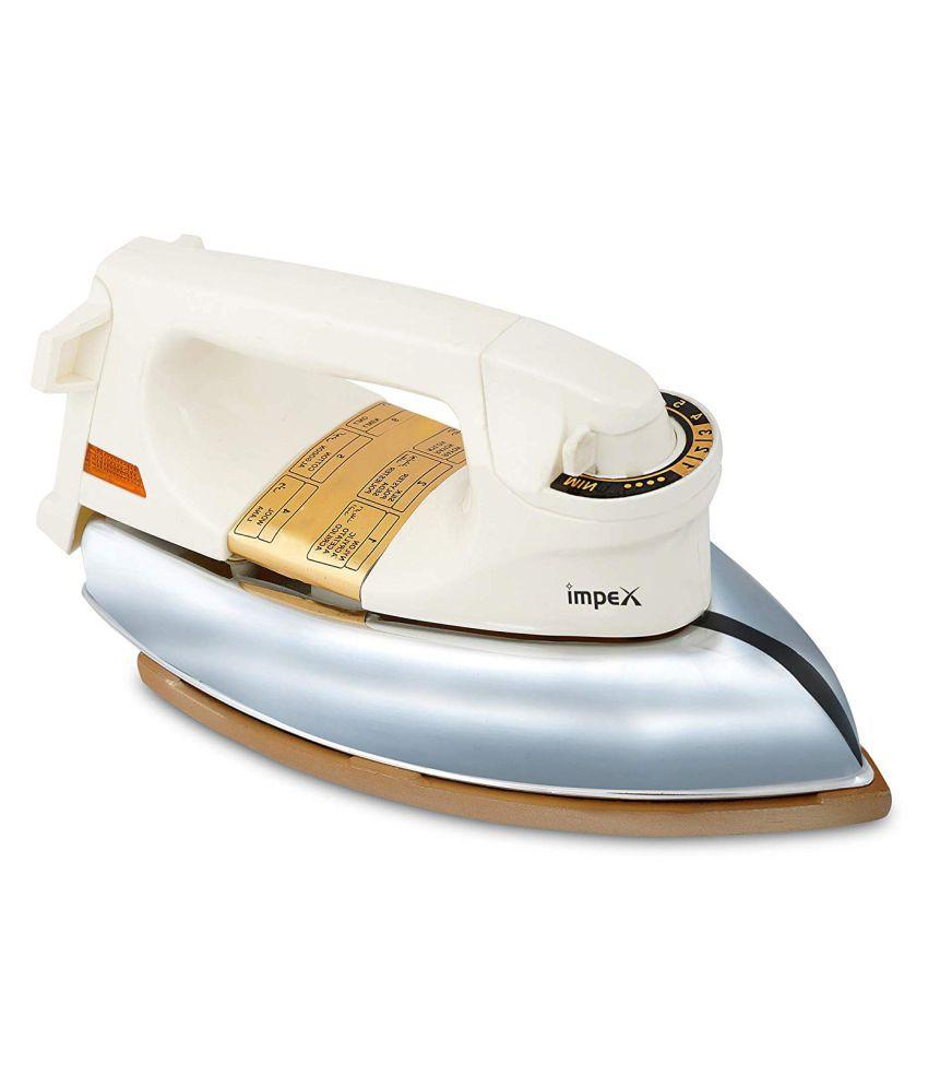 Impex IB 15 Prime Dry Iron Off White