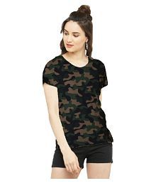76cb9dd18288 Women's Tees & Polos: Buy T-shirts for Women Online at Best Prices ...