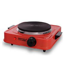 KUMAKA RED Hot Plate 1500 Watt Induction Cooktop
