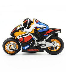 16GB A Cartoon Creative Personality Motorcycle U Disk