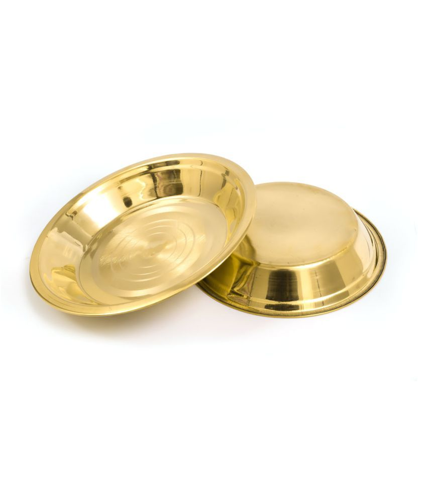 METASMITH BRASS PARAT 13 INCH 100% PURE BRASS Pcs Brass Full Plate