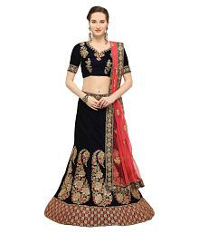 2fd92a3822 Velvet Lehenga: Buy Velvet Lehenga for Women Online at Low Prices in ...
