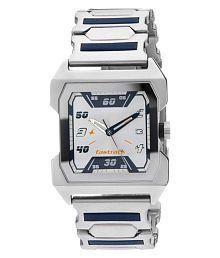 Speed Time NE1474SM01 Metal Analog-Digital Men's Watch