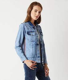 f68697382f58db Denim Outerwear & Jackets for Women: Buy Denim Women's Outerwear ...