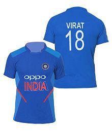 Virat India jersey