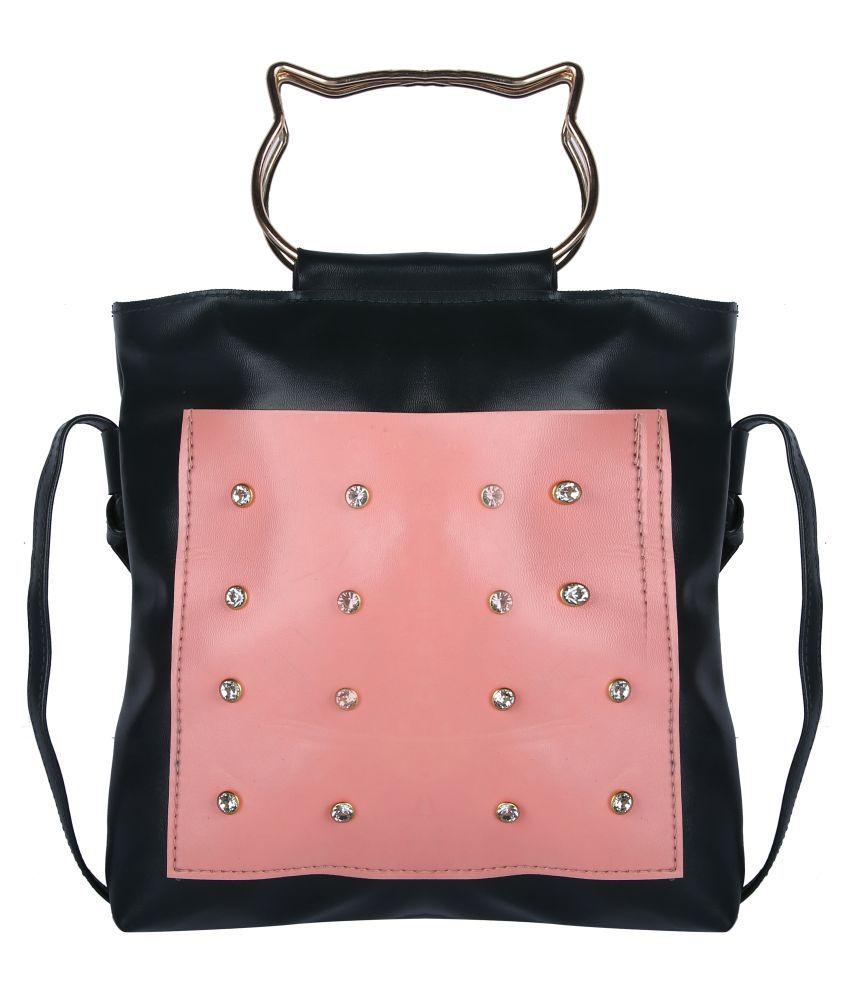 Hawai Multi Color Casual Messenger Bag