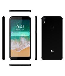 Micromax C2A+ ( 32GB , 3 GB ) Black
