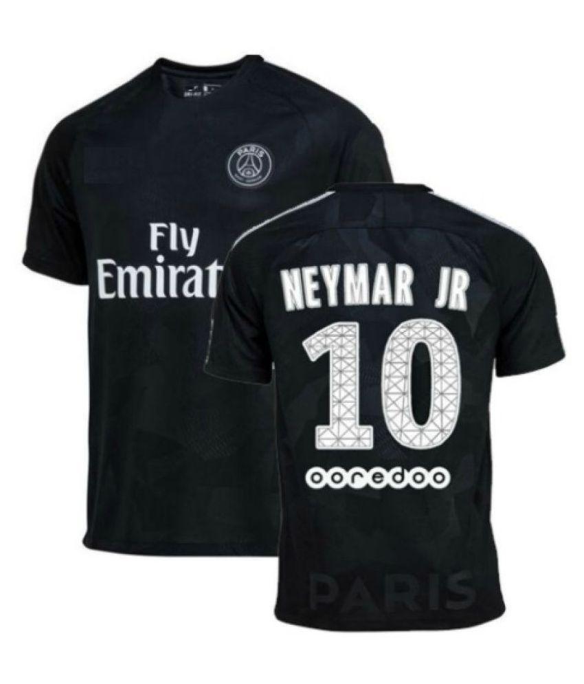 on sale b9745 f3d82 PSG Third Neymar jersey (only jersey) 2017-2018