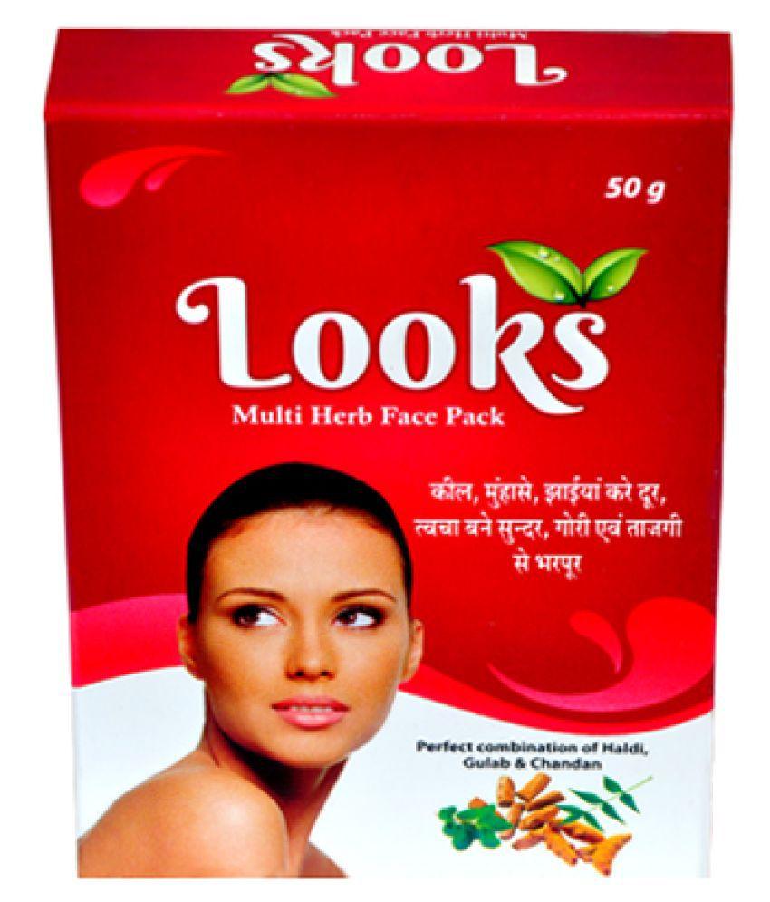 Looks Facial Machine 50 g 3 Pcs