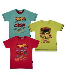 f9182314 T-Shirts for Boys: Buy Boy's T-Shirts, Tees Online at Best Prices in ...