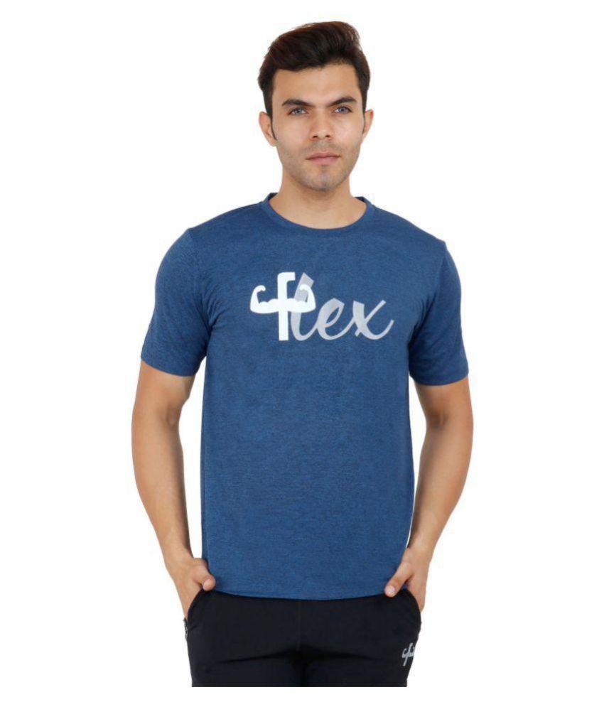 Dry- fit Klothoflex gym Tshirt