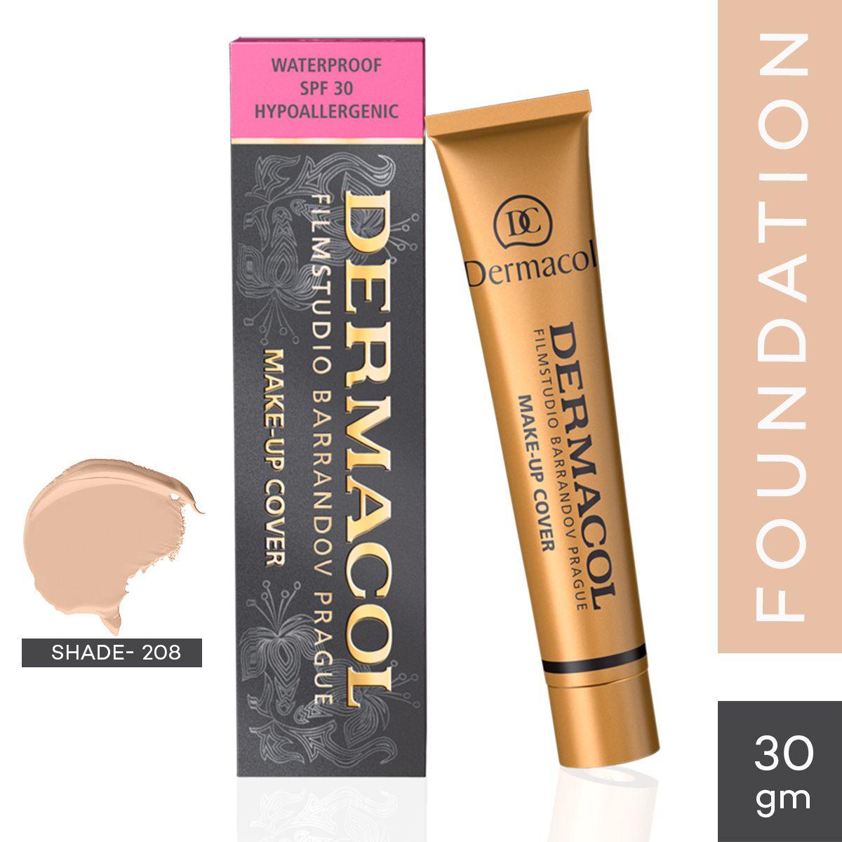 DERMACOL Cream Foundation Light 30 g