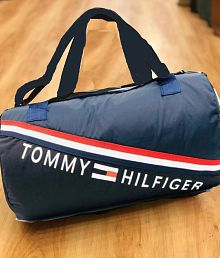 49dbacce2703c2 Quick View. Tommy Hilfiger Navy Blue Medium Polyester Gym Bag Men Gyms Bags  Shoulder Bag Travel Bag For Men & Women Low Price