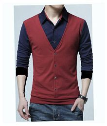a9d61b6f11 Shirt - Buy Mens Shirts Online at Low Prices in India - Snapdeal