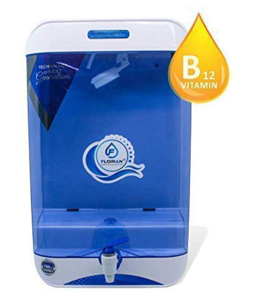 FLORIAN FLORIAN  Glory 12 Ltr RO Water Purifier