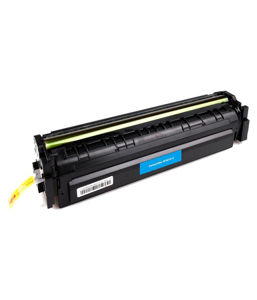 Dubaria Color Single Toner for CF501A Cyan Toner Cartridge Compatible For HP Use In M254dw, M254nw, MFP M280nw, M281fdn, M281fdw