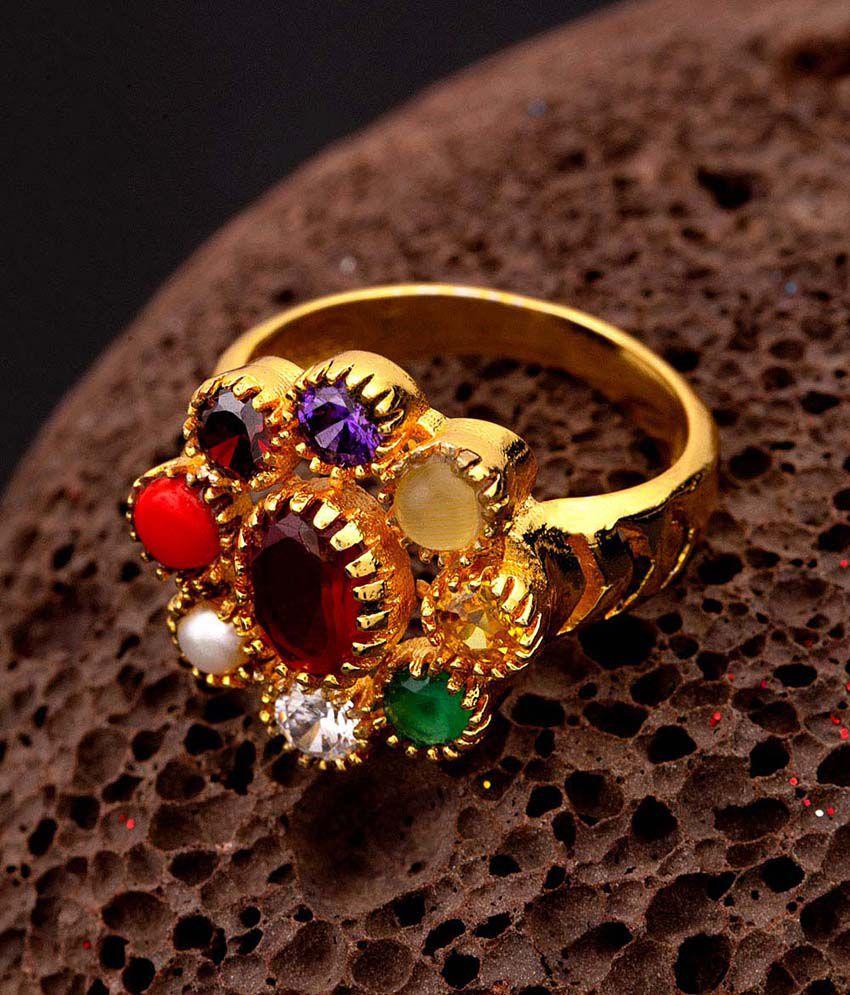 Dare Gold Brass & Copper etc Rings