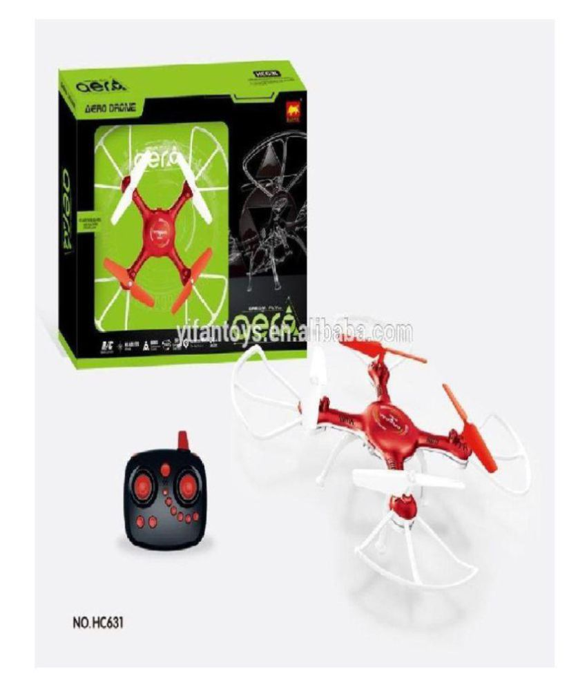 Fly Drone Toy 2 4GHz Remote Controlled Dream Fly Aero Drone
