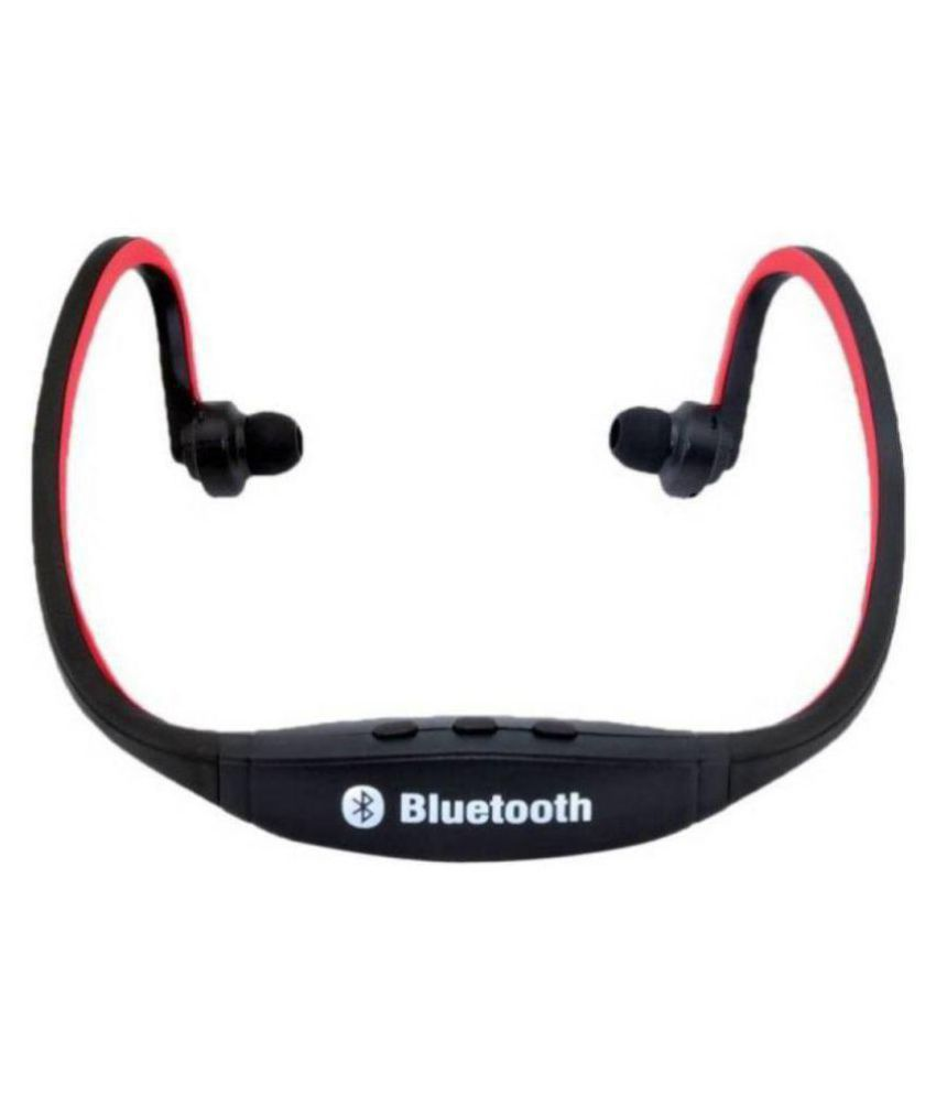 DEFLOC BS19c Headset Neckband Wireless Without Mic Headphones/Earphones