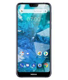 Nokia 7.1 ( 64GB , 4 GB ) Blue