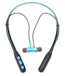 digibuff B11 NECKBAND WIRELESS EARPHONE Neckband Wireless Earphones With Mic