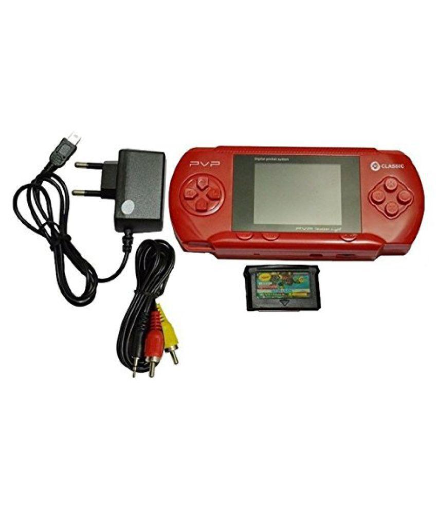 Dirar PSP 1 GB Console ( Digital PVP Station Light 3000 Handheld TV Game )
