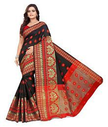 18cf97097b Banarasi Silk Saree - Buy Banarasi Silk Saree Online at Low Prices ...