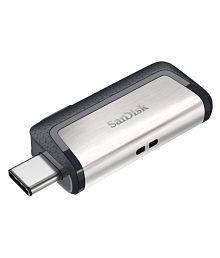 SanDisk 128GB USB 3.1 OTG Pendrive Pack of 1
