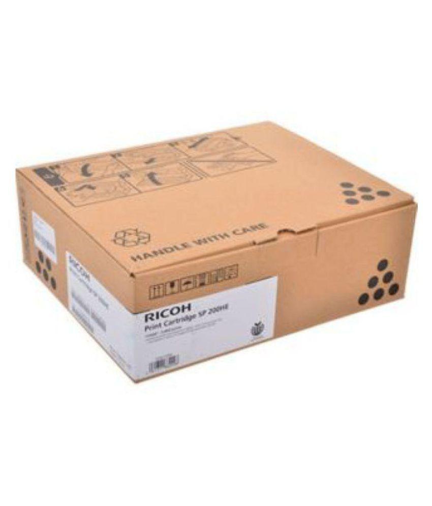 Ricoh SP 200 Toner Cartridge   Black Laserjet