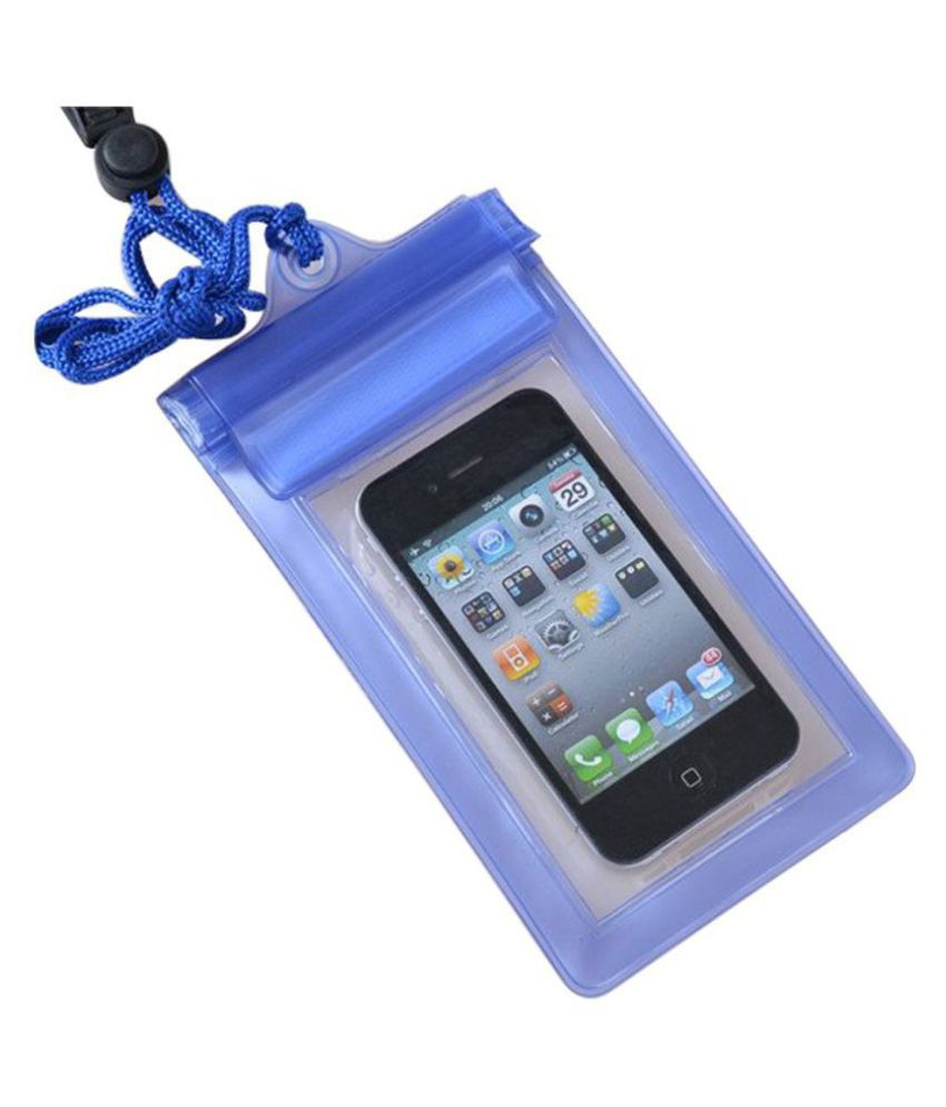 Maruti Universal Wallet Water proof Mobile Covers for Mobiles Waterproof Pouch for Mobile Upto 7 Inch
