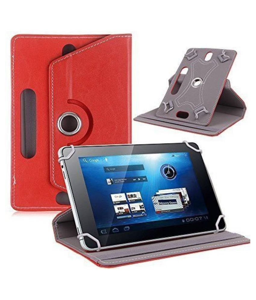 Lg Gpad 2 10.1 Flip Cover By Cutesy Red